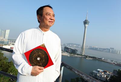 Dragão à solta em Macau