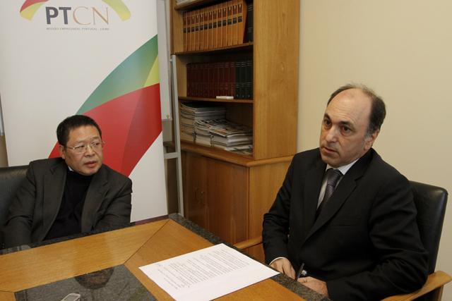 Portugal mobiliza-se para atrair investidores chineses