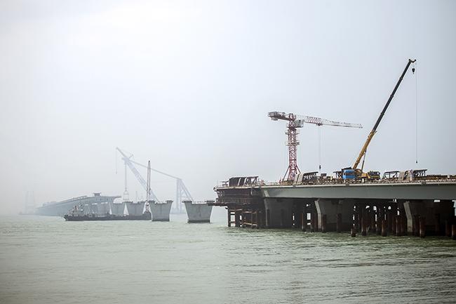 Ligação Hong Kong-Zhuhai-Macau, uma ponte para o futuro