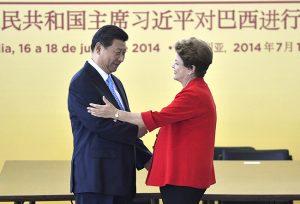 Xi Jinping e Dilma Rousseff