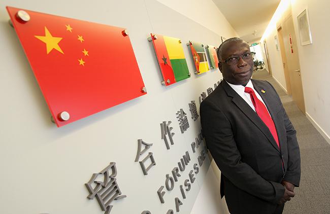 Guiné-Bissau quer investimento chinês na área agro-alimentar