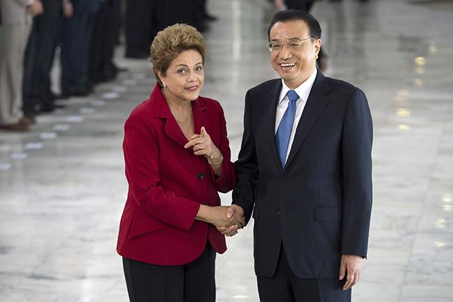 Relações Brasil-China | União de gigantes