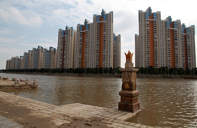 O antigo porto de Quanzhou