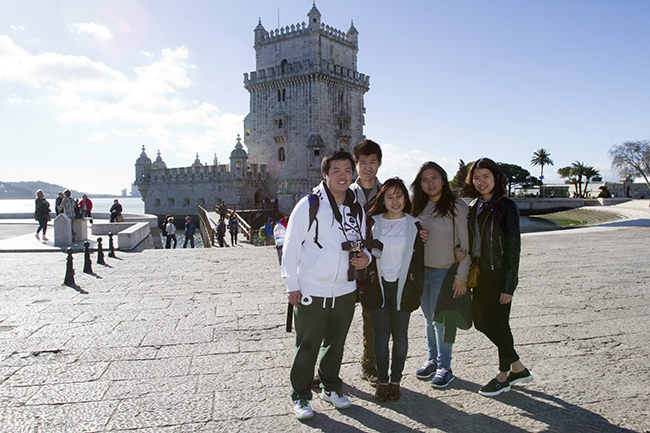 Aposta em C Luo para colocar Portugal no mapa dos turistas chineses