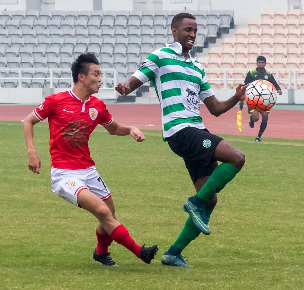 Foto de João Monteiro/Sporting Clube de Macau