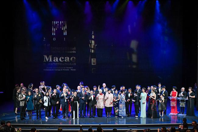 Filmes de Macau e Portugal premiados na estreia