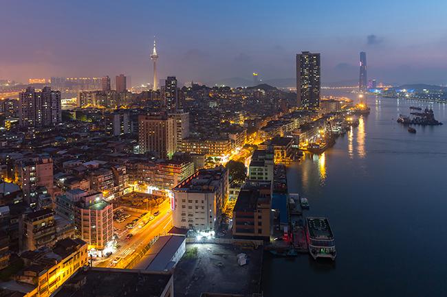 A Macau do futuro