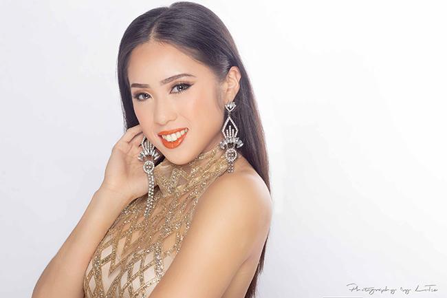 "De bailarina a ""Miss Grand Macau"""