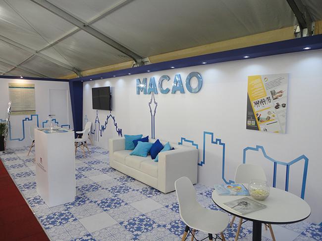 Macau na maior feira moçambicana de negócios