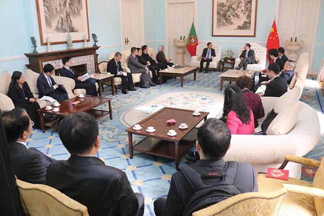 Políticas ambientais levam Macau ao Luxemburgo
