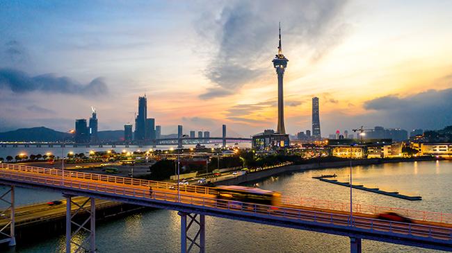 A melhor cidade da Ásia para eventos