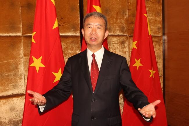 """Su Jian, embaixador da China em Moçambique: """"Relação entre Macau e Moçambique tem um futuro promissor"""""""