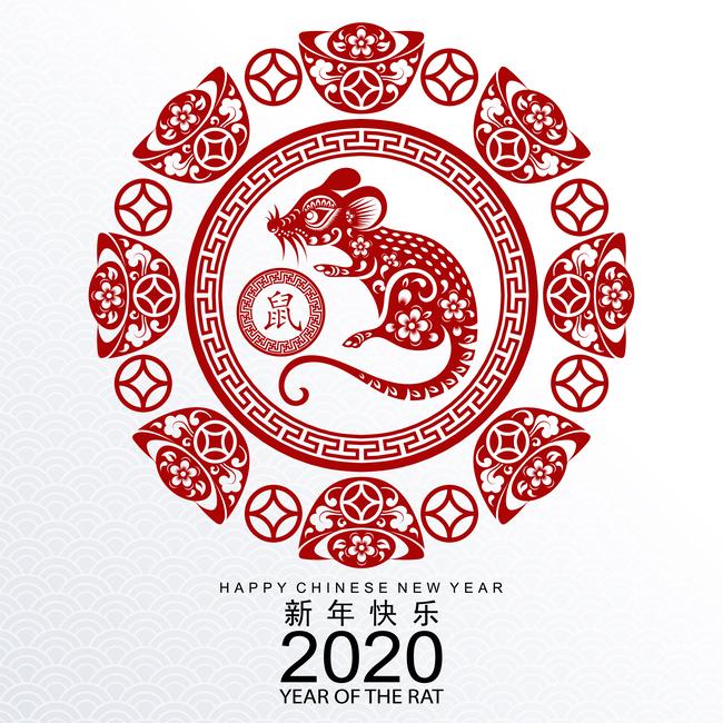 Chegou o Ano do Rato: previsões para 2020
