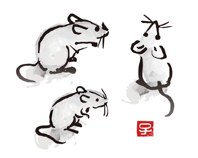 Simbologia | O Rato, o signo da inteligência e do charme