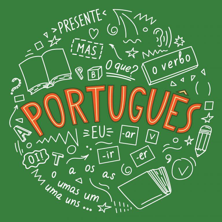 O português que faltava