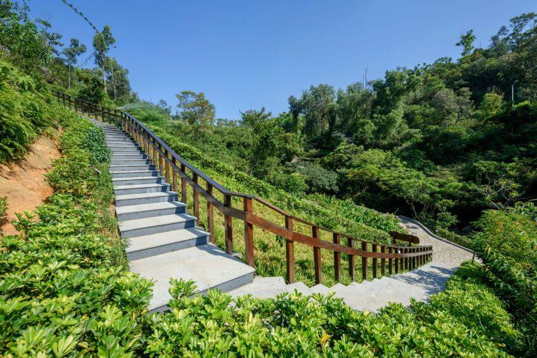 Os jardins da biodiversidade